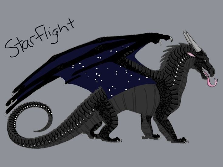 Wings Fire Characters