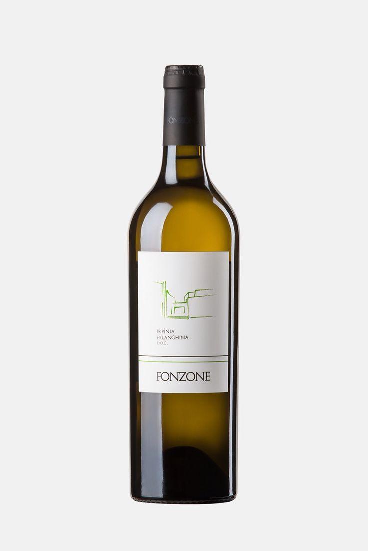 Irpinia Falanghina DOC ..#wine #winelovers #fonzone #vinofonzone #irpinia #italy #sommelier #taurasi #grecoditufo #falanghina #aglianico #fianodiavellino #italianwine #label #etichette