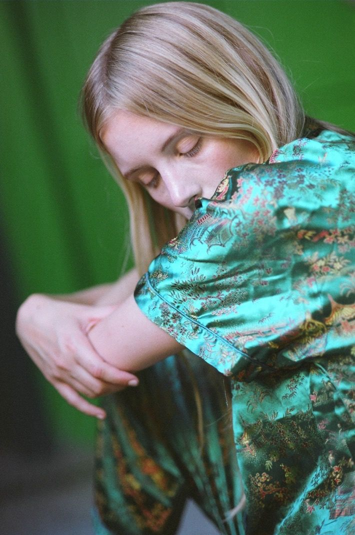 - - - - IN THE GREENS - - - - PHOTOGRAPHY: Andreea Bogdan, MODEL: Marie My / nemesisbabe.dk, ART DIRECTION+STYLING: Andreea Bogdan & Marie My, ASSISTANCE: Mihail Onaca