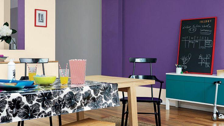 Vous organisez autant de dîners mondains que de repas familiaux ? Passez des soirées décontractées aux dîners formels avec une palette de couleurs à la fois pratique et sophistiquée.