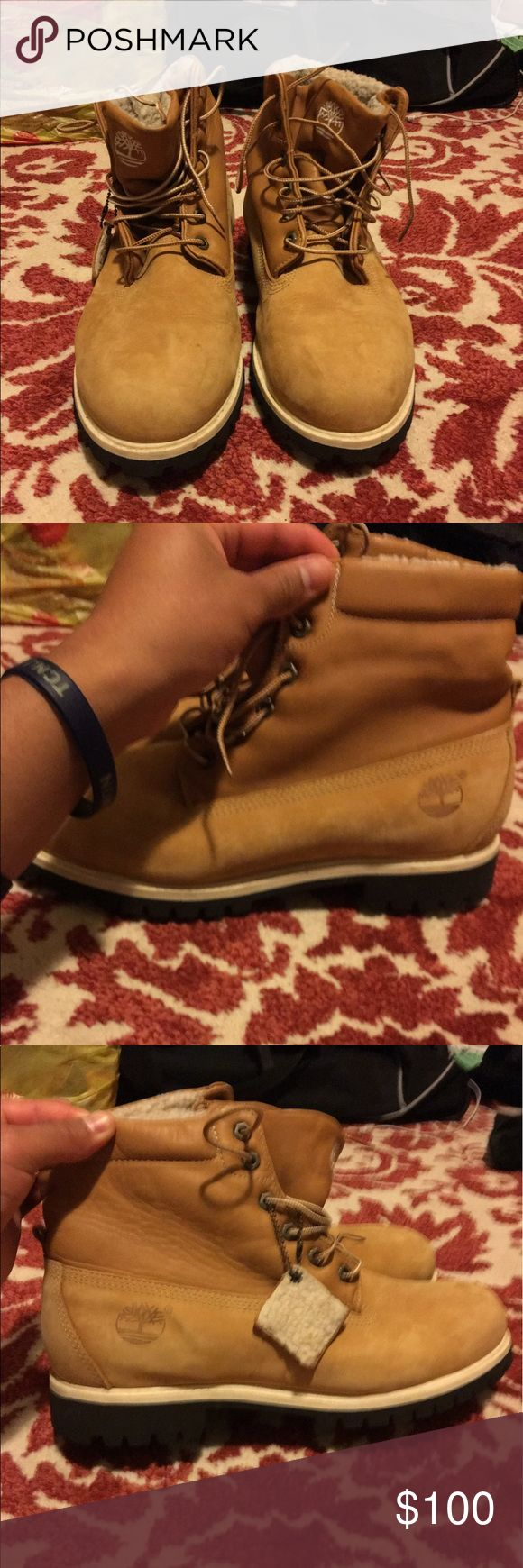 NWOT Timberland men's boots Never used. New. Make me an offer! Timberland Shoes Boots