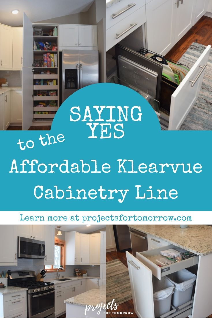 Saying Yes to the Affordable Klearvue Line
