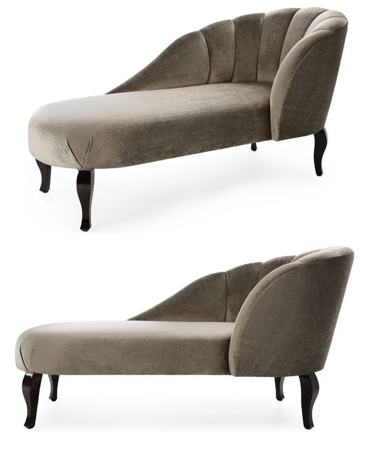 1000 ideas about chaise longue on pinterest armchairs for Brown chaise longue
