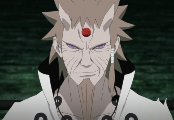 Gambar Rinnegan Obito Uchiha