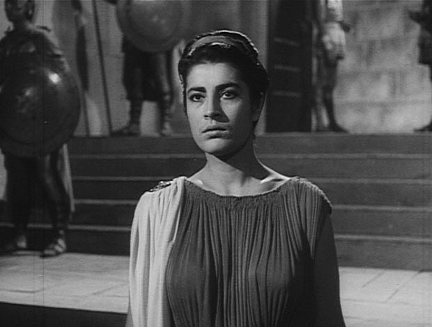 Irene Papas - Antigone 1961-8