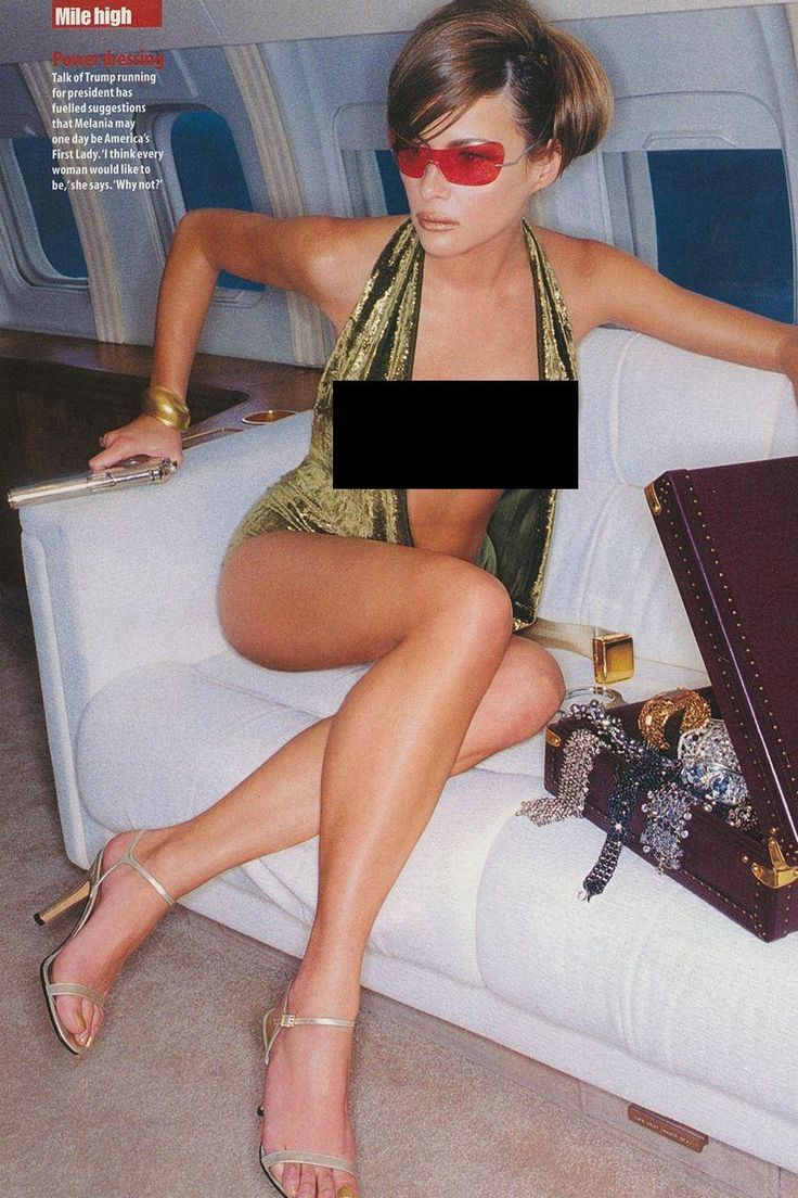 Donald Trumps Third Wife Melania Trump Posed Nude And Married Him For His Money  Trump  Tramp In 2018  Pinterest  Donald Trump, First Lady -1881