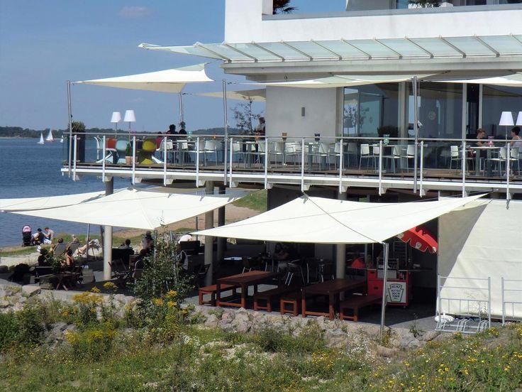 Die besten 25+ Aufrollbare sonnensegel Ideen auf Pinterest - vorteile sonnensegel terrasse