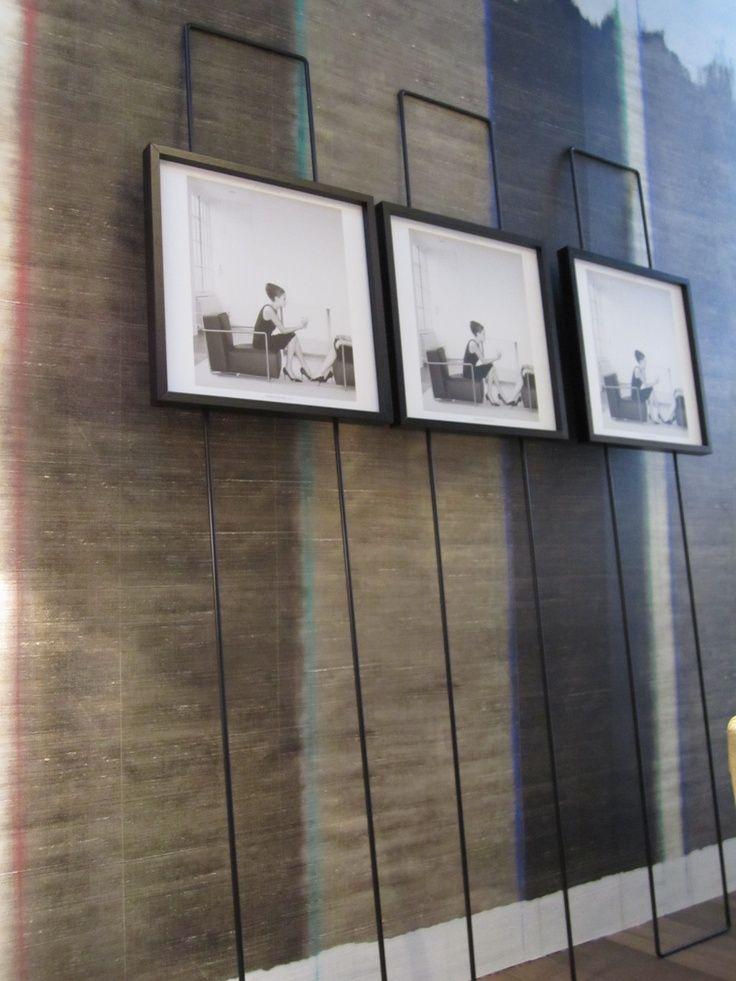 Kunst ophangen zonder gaten te boren
