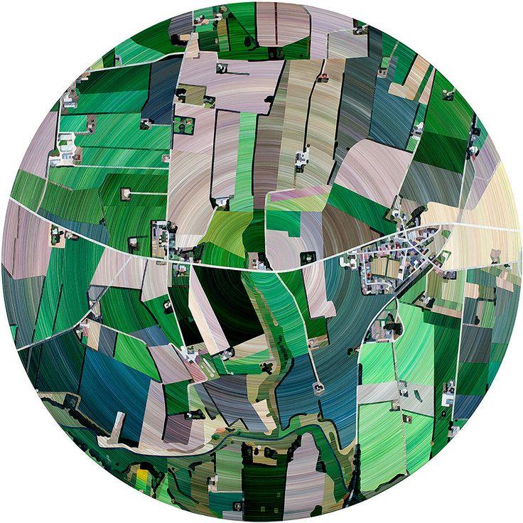 Allan Otte - Vertikalt landskab