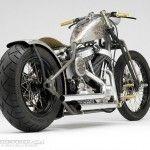 Custom Bobber Motorcycles