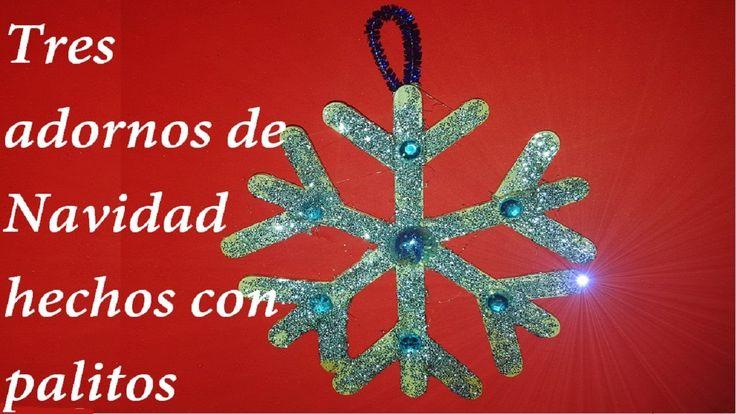 723 best manualidades para ni os images on pinterest for Adornos navidenos para ninos