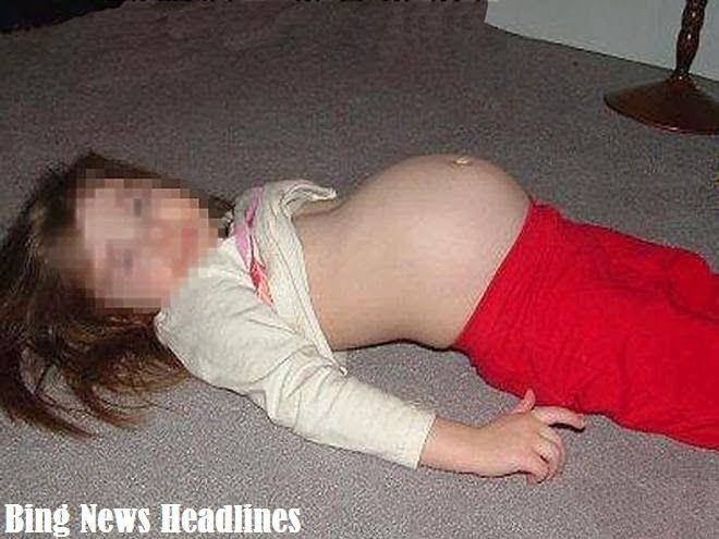 Bing News Headlines: Nine Year Old Mexican Girl Gives Birth