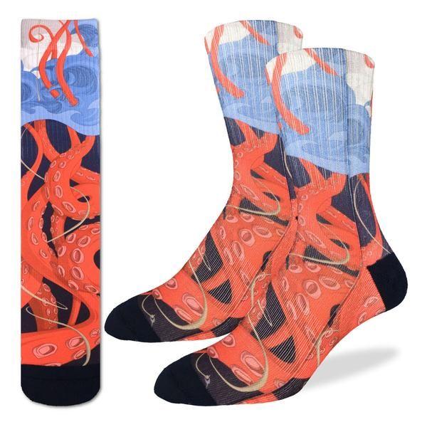Men's Kraken Socks