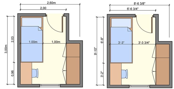 Kid S Bedroom Layouts With One Bed Small Bedroom Furniture Layout Floor Plans Smallb In 2021 Child Bedroom Layout Bedroom Furniture Layout Bedroom Layout Design Childrens bedroom layout ideas