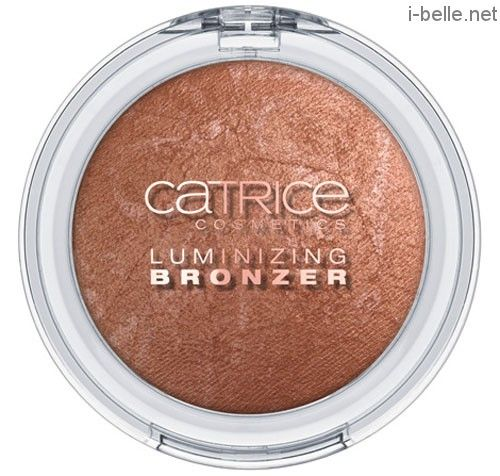 Fall 2014: Catrice Metallure Collection - Luminizing Bronzer