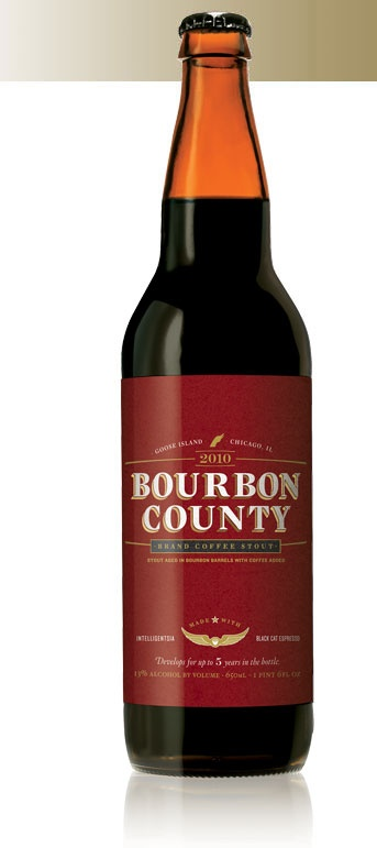 Goose Island Beer | Bourbon County Coffee Stout {has anyone tried it?}