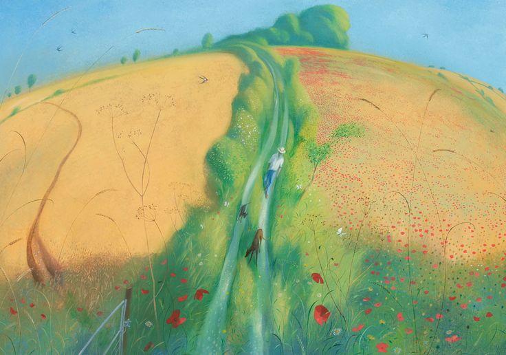 The Path Through the Summer Fields