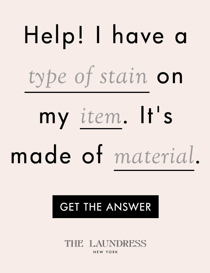 Get the answer to any stain snafu and learn how to launder cashmere, wool, silk and more at home using our hardworking, eco-friendly laundry products.