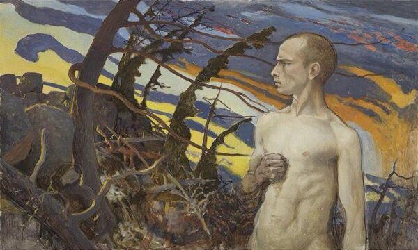 Eero Järnefelt - Idän myrskyssä