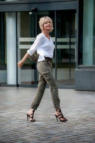 Tendance mode femme 50 ans