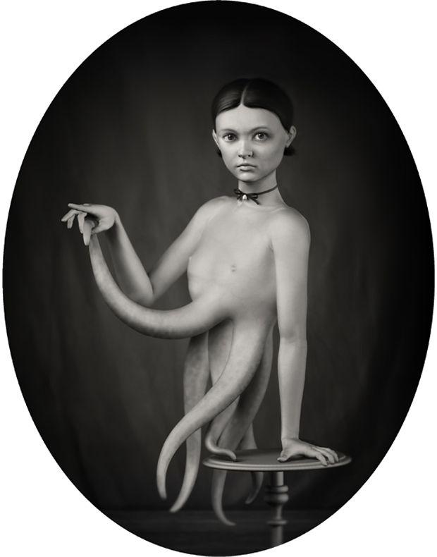 Danny Van Ryswyk: ilustraciones inexistentes