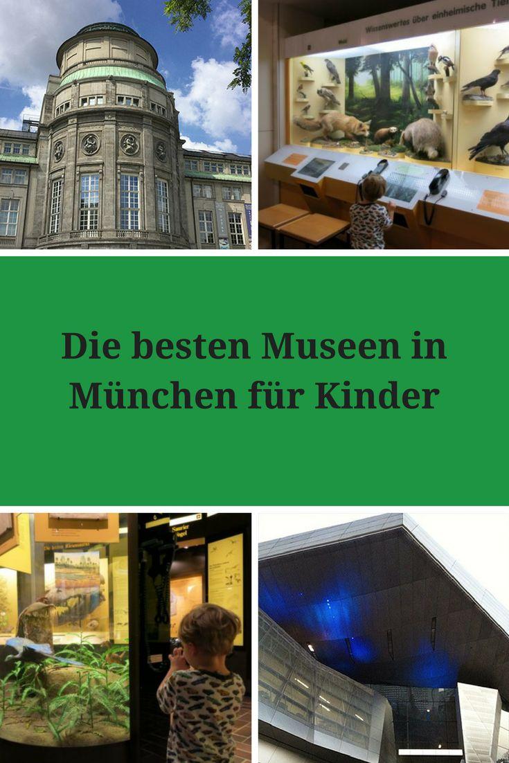 Die besten Museen in München für Kinder - ideas4parents.com