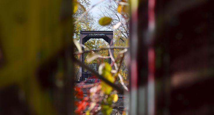 Pont des chars : perspective différente