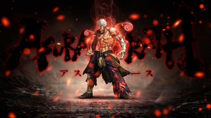 Undefined Asura's Wrath Wallpapers (27 Wallpapers