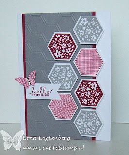 Love To Stamp: juli 2013
