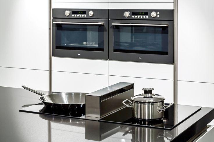 De perfecte afzuigkap voor een kookeiland! | DB Keukens