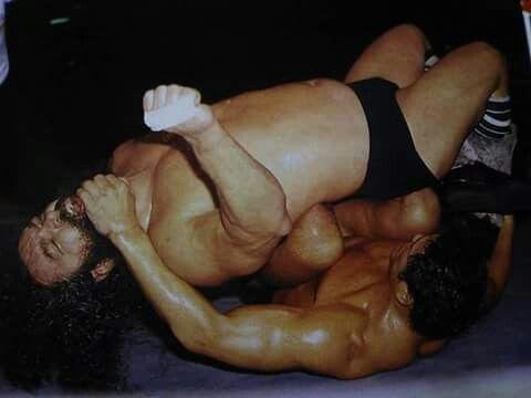 Antonio Inoki vs Bruiser Brody