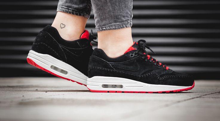 Ladies : The Nike Air Max 1 Premium «Sherpa Pack»  are on sale now at Afew Store. — #nike #airmax #sneakers #sneaker  #shoe #kicks  #footwear #streetwear  #sneakersaddict #shoesaddict  #sneakerhead #sneakerheads #sneakerporn #shoeporn #shoegasm #kickstagram #instashoes #instakicks  #instafashion #instagood  #fashion #style  #swag #fresh #instalike #instashare #trending #viral