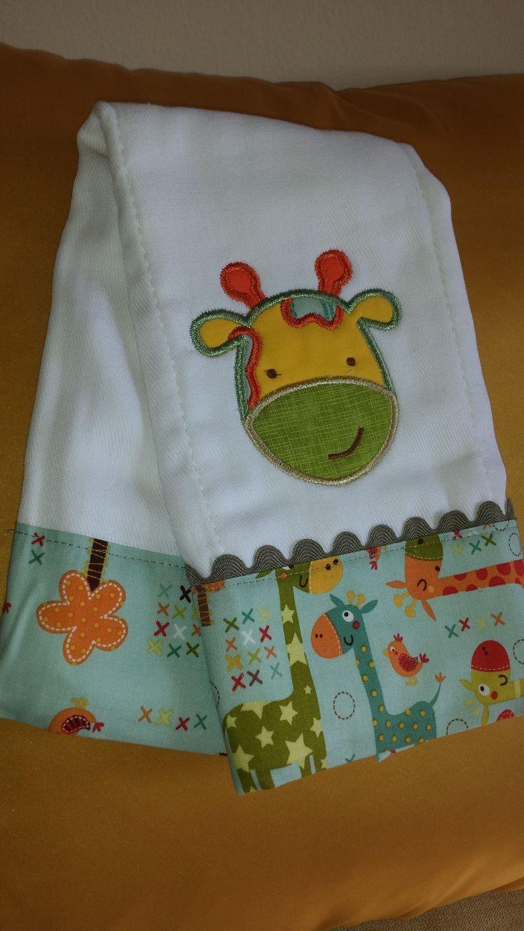 Pa ito para bebe decorado en applique pa os para bebes for Cunas para bebes