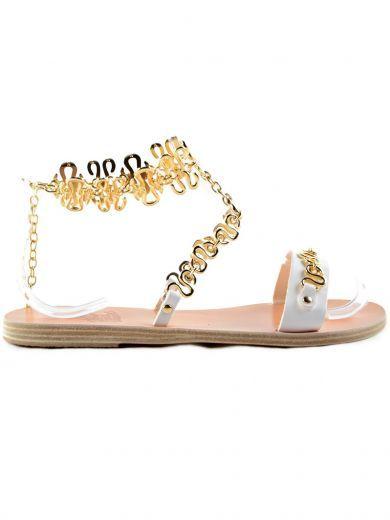 ANCIENT GREEK SANDALS Ancient Greek Sandals Flat Sandal. #ancientgreeksandals #shoes #https: