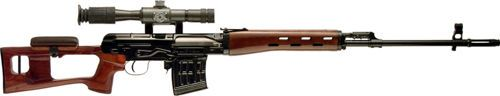 SVD Dragunov - Internet Movie Firearms Database - Guns in Movies, TV and Video Games