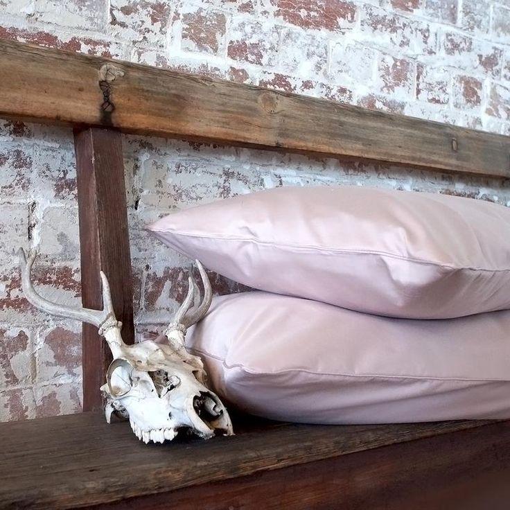 EDEN Pillowcase Pair - Blush