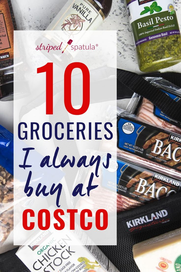 Best Things To Buy At Costco Top 10 Grocery Staples Grocery