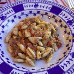 Cavatelli con Crema di Lenticchie e Sbriciolata di Salsicce | Cavatelli with Lentil Cream and Sausage Shredded – Ricette di Cucina