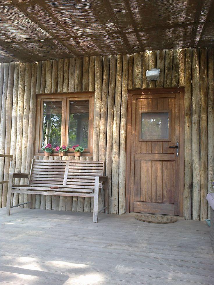 Entrada da Cabana - 7 Quintas - Sobralinho