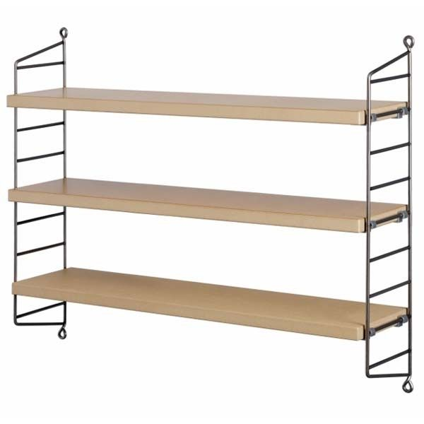 pocket walnut shelf string furniture adult a large selection of design on smallable the family concept store more than 600 brands