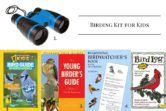 Birding Kit for Kids and $25 Amazon GiftCard Giveaway  Open to: United States Canada Other Location Ending on: 08/14/2017 Enter for a chance to win a starter birding kits for kids (retail value $56.00) Plus a $25 Amazon Gift Card. Birding kit includes: Binoculars National Geographic Kids Bird Guide of North America The Young Birders Guide to Birds of North America Beginning Bird Guide []  Enter the Birding Kit for Kids and $25 Amazon GiftCard Giveaway on Giveaway Promote.