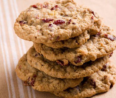 Fruit & Pecan Cookies Recipe