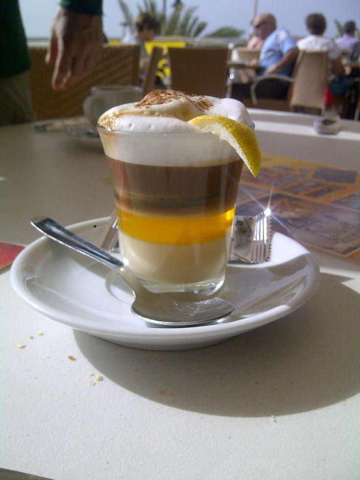 """Para despertarse con una sonrisa el """"Barraquito Canario"""" uno de los mejores cafè del mundo"""