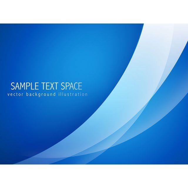 Blue Wave Abstract Design موجة يلمع جديد Png والمتجهات للتحميل مجانا Stylish Art Illustration Artwork Design