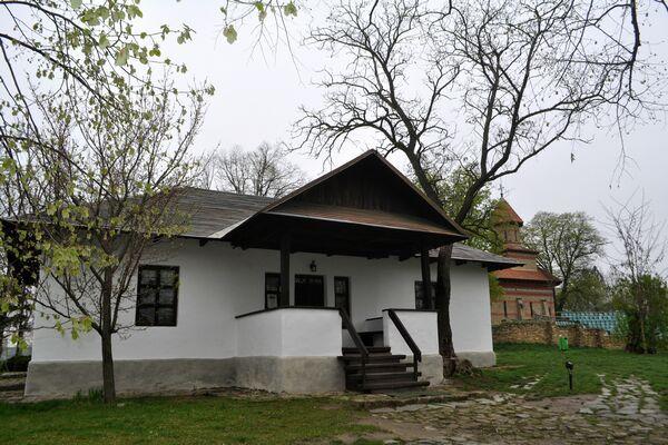 MIHAI EMINESCU-Casa memorială din Ipotești, județul Botoșani