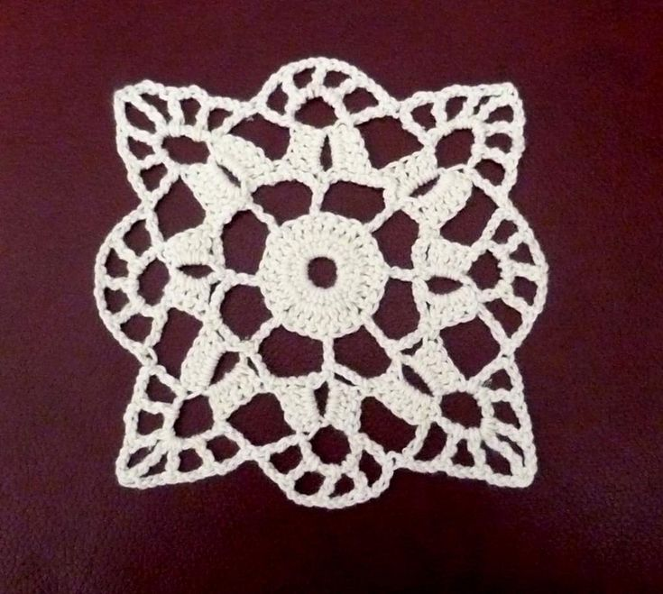 369 Best Crochet Lace Motives Pattern Images On Pinterest Crochet
