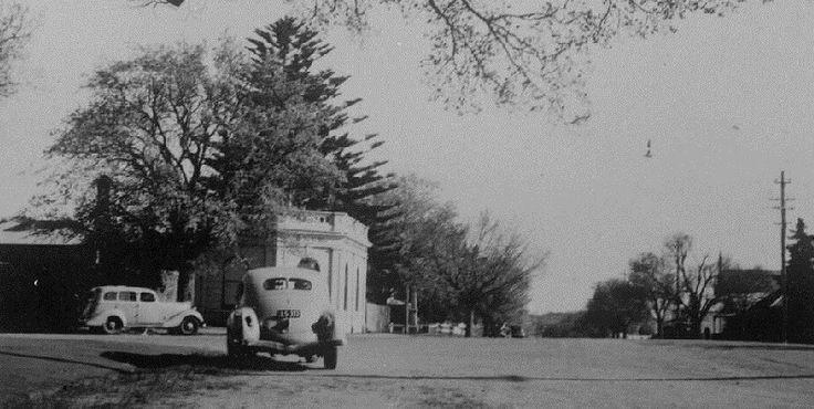 Drysdale, mid last century.