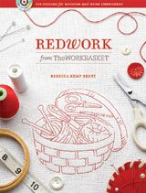 redwork embroidery book