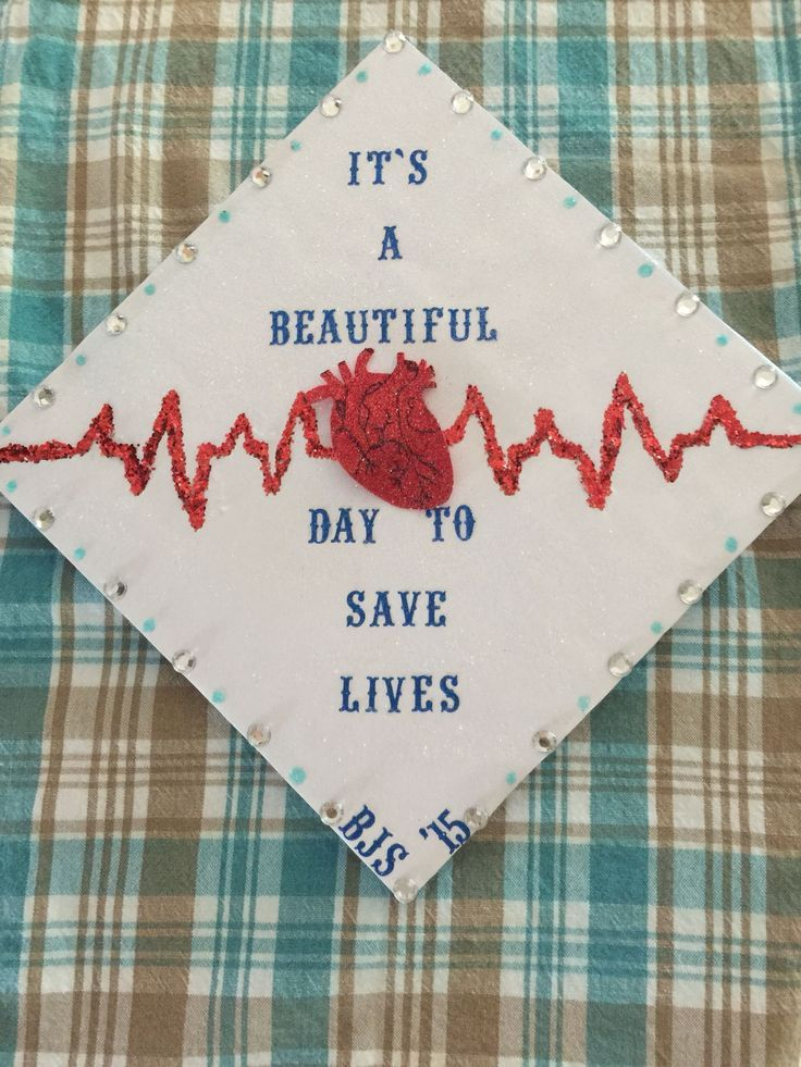 46 High School Graduation Cap Decoration Greys Anatomy - #anatomy #decoration #Graduation #Greys #school -