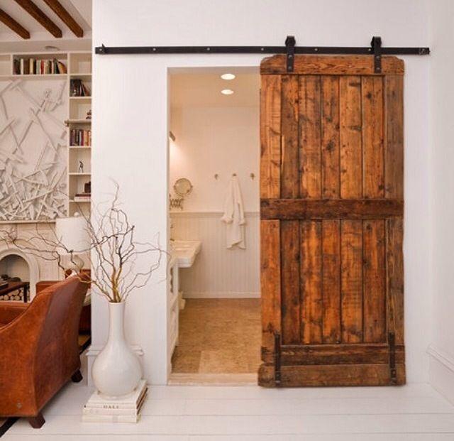 Furnace Door. Mount from ceiling.